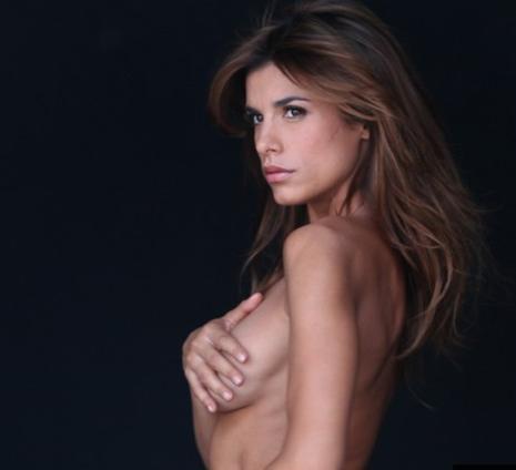 Elisabetta Canalis - nuda - Peta