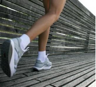 combattere la cellulite - camminata veloce