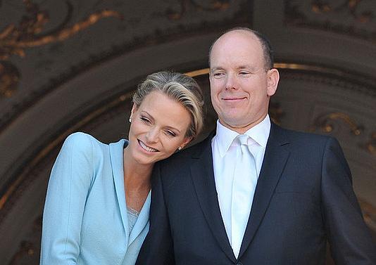 Nozze reali Alberto e Charlene - Matrimonio Civile