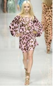 moda estate 2011 - animalier blumarine