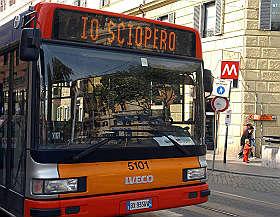 sciopero nazionale mezzi pubblici
