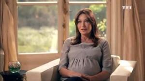 Carla Bruni incinta