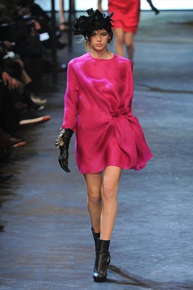 lanvin - moda inverno 2012