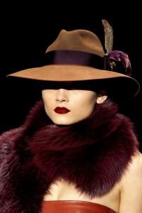 moda inverno 2012 - moda pellicce