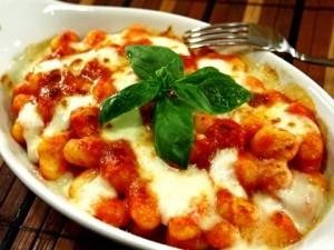 gnocchi alla sorrentina - ricetta gnocchi patate