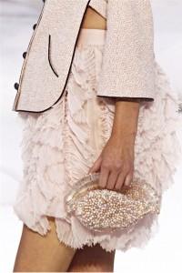 settimana moda parigi - chanel primavera estate