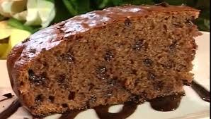 torta ricotta cioccolato - cotto e mangiato
