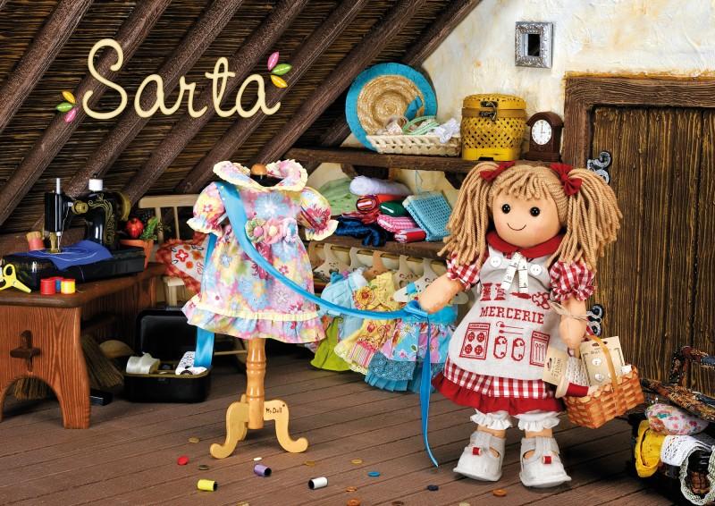 bambola My Doll - sarta