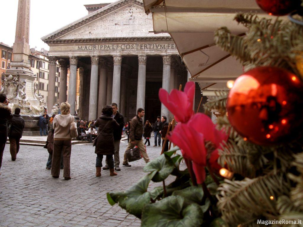 Mercatino di natale di roma con il cuore dal 10 al 13 for Il mercatino roma