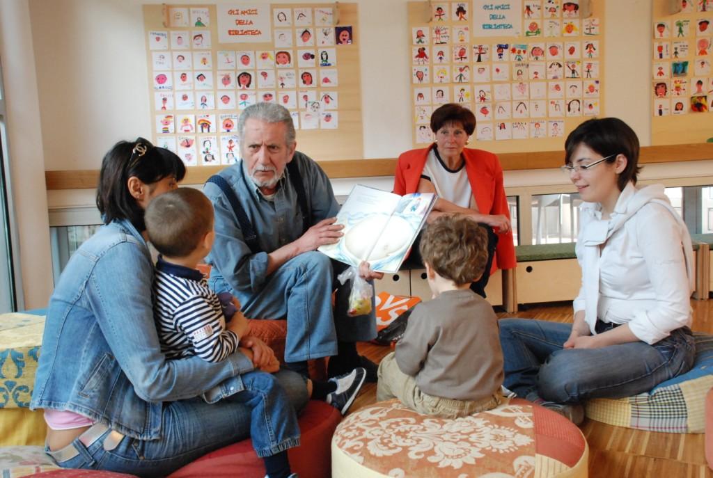 lettura alta voce - leggere ai bambini