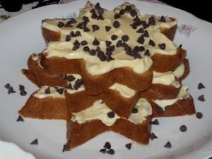 pandoro crema mascarpone - cena vigilia natale