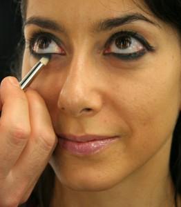 trucco natale - lezioni make up