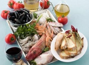 cacciucco livornese ricetta - zuppa pesce