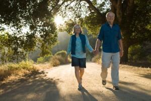 camminare dimagrire - sedentarietà