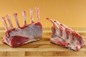 carrè di agnello - menù san valentino