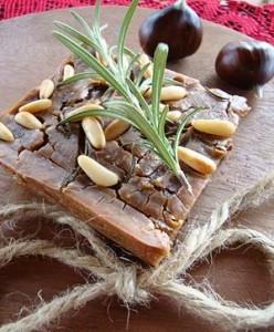 castagnaccio dolce - castagnaccio tradizionale
