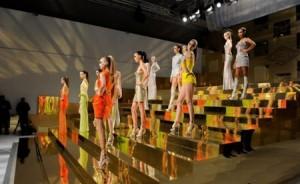 parigi haute couture - atelier versace