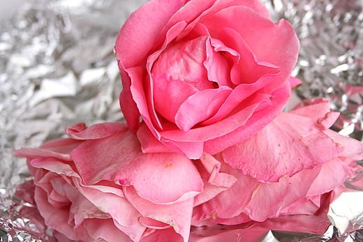 risotto rose - cena san valentino