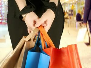shopping vacanza