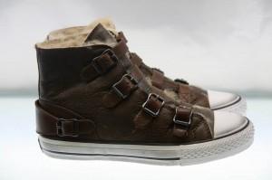 sneakers ash montone