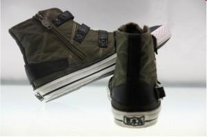 sneakers ash military green