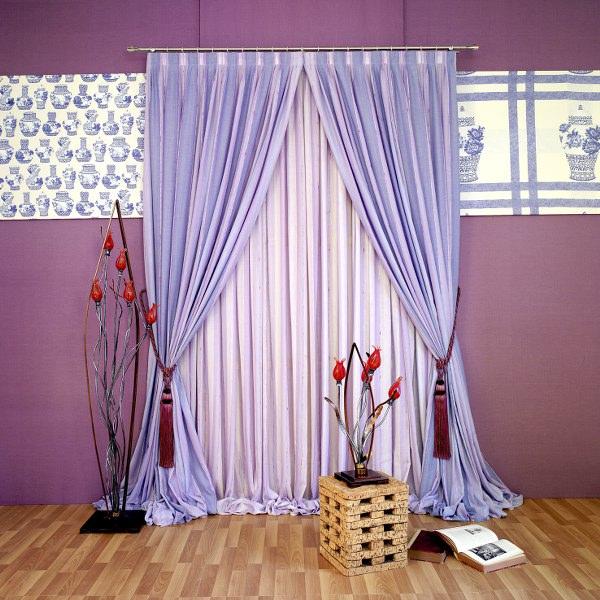 Rinnovare la casa con i tessuti d 39 arredamento tende for Arredamento tende per interni