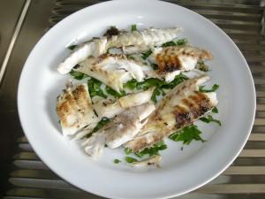 pesce al sale - ricetta pesce sale