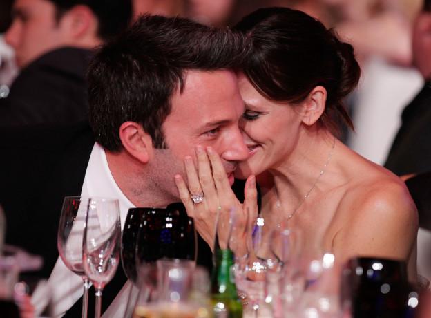 Jennifer Garner e Ben Affleck