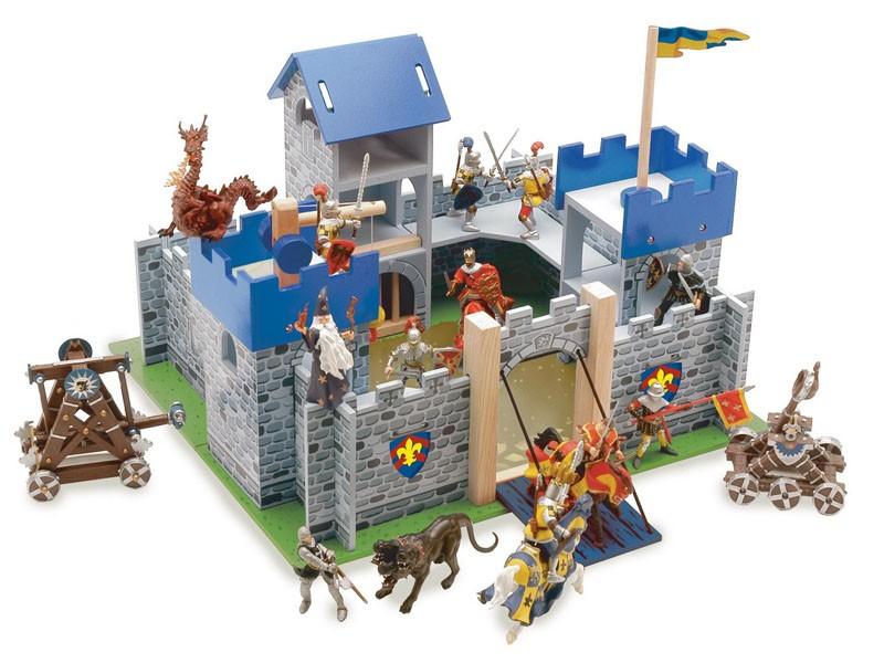 Le Toy Van - Excalibur castle