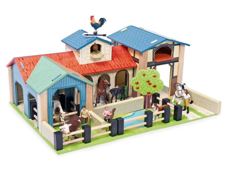 Le Toy Van - Fattoria Pippin