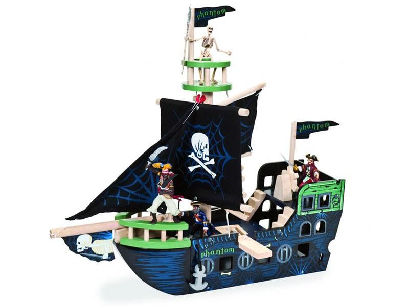 Le Toy Van - Nave dei pirati