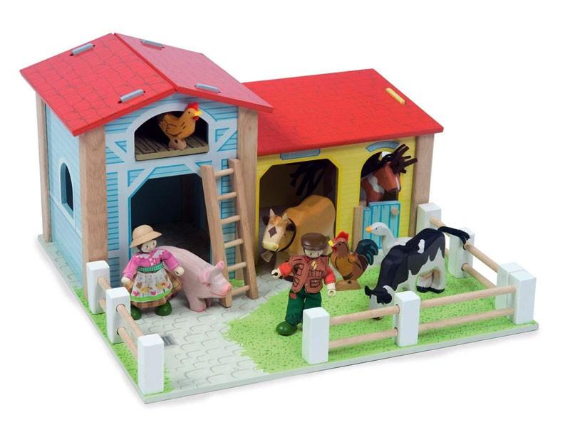 Le Toy Van - The barnyard