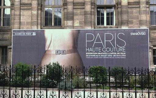 entrata mostra haute couture