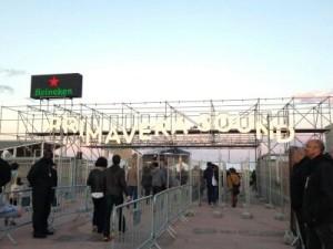ingresso festival
