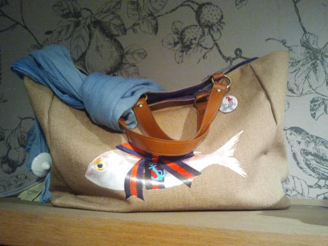 borsa pesce