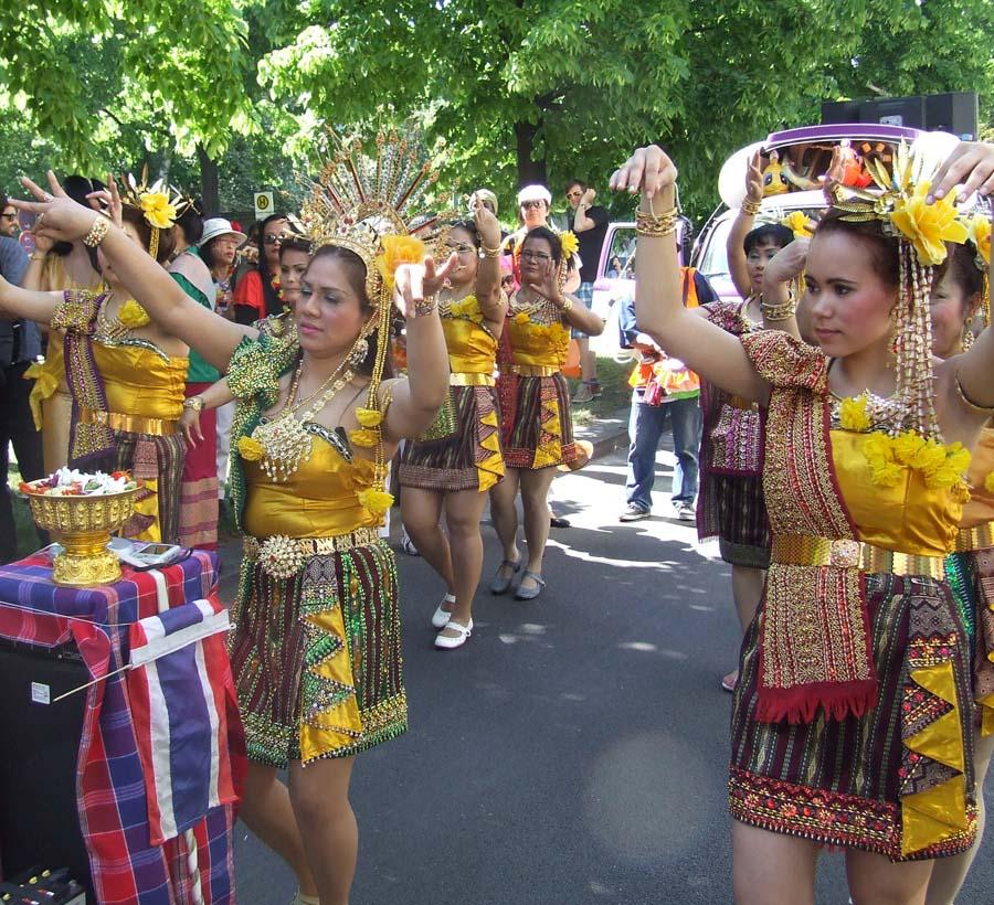 carnevale delle culture asia