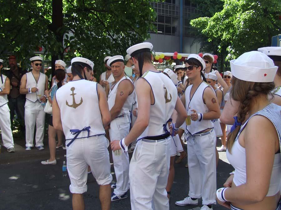 carnevale delle culture marinai