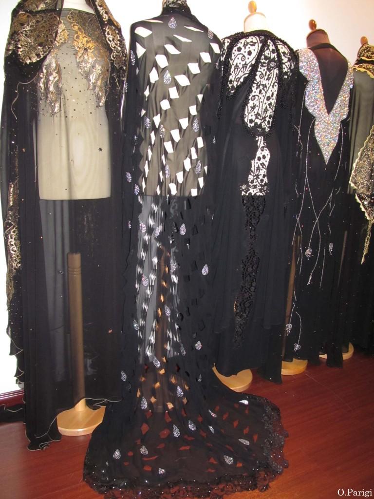 dettagli abaya