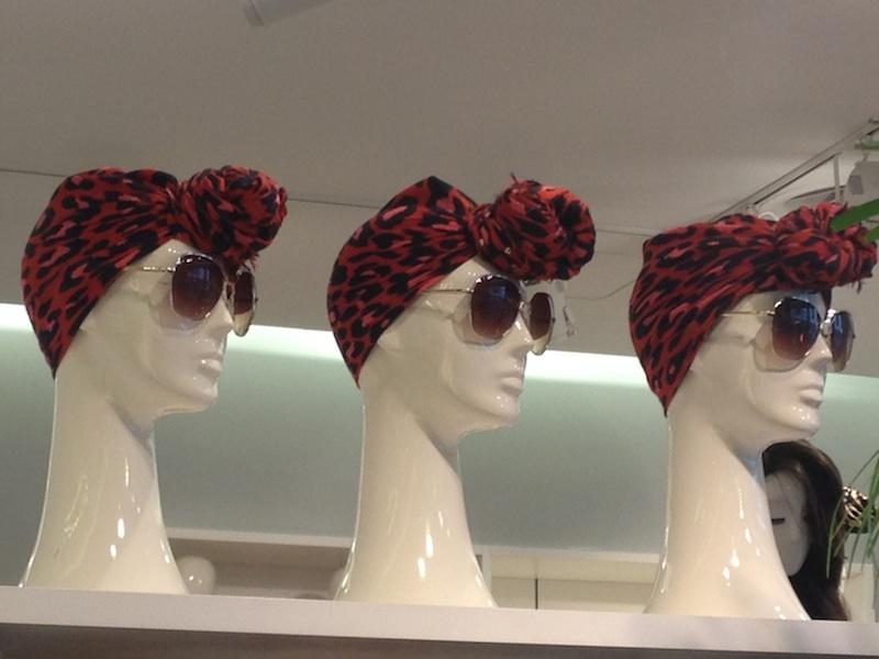 foulard maculato