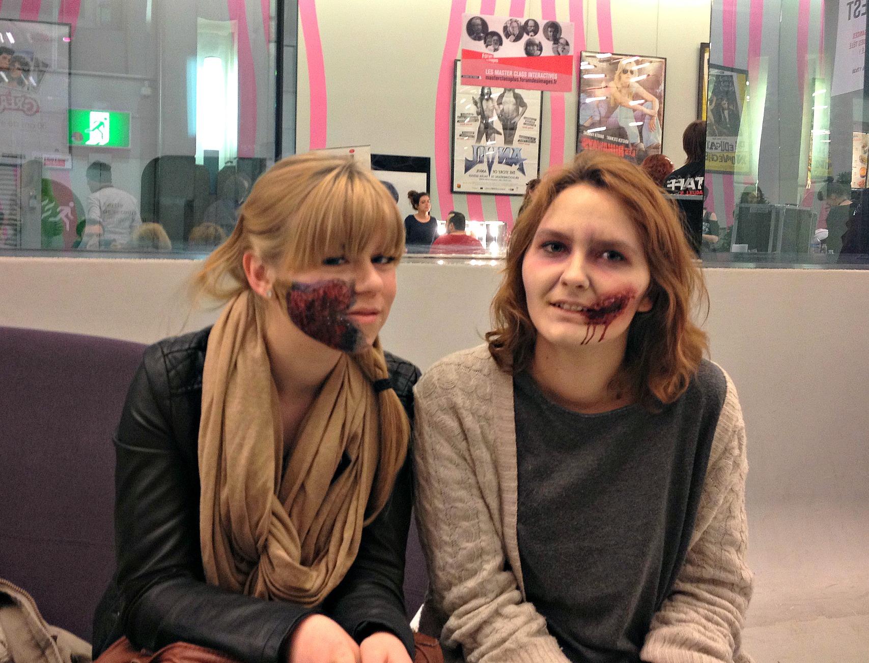 pretty zombies