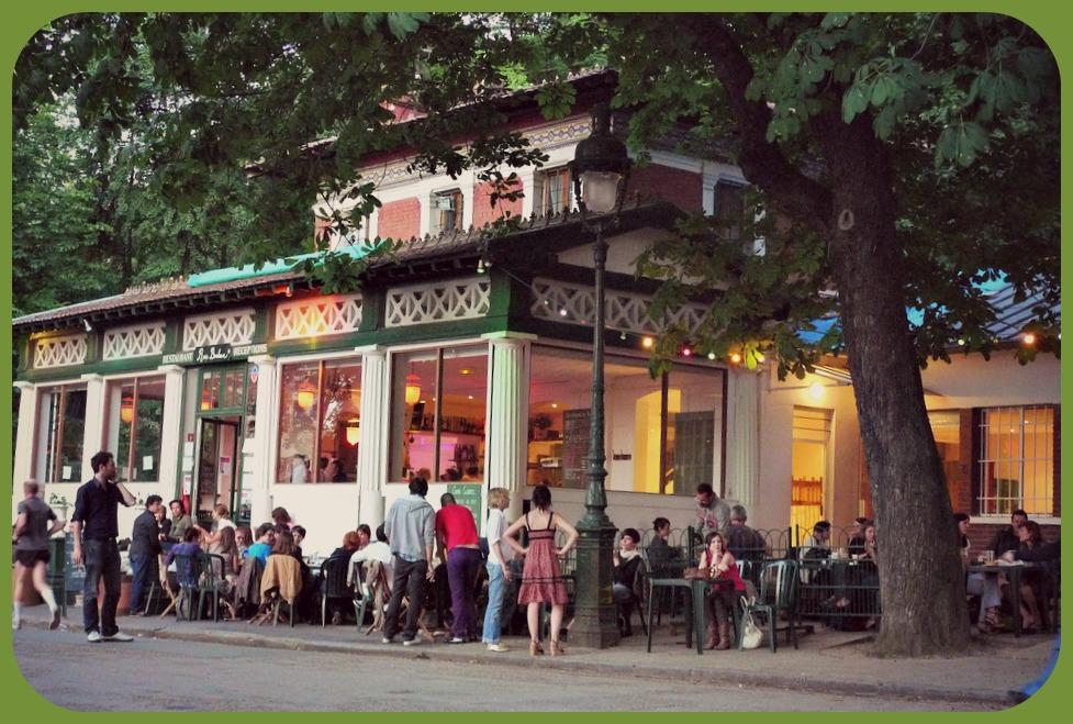 Bar Bonheur buttes