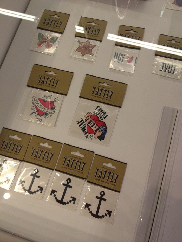 tattuaggi old style