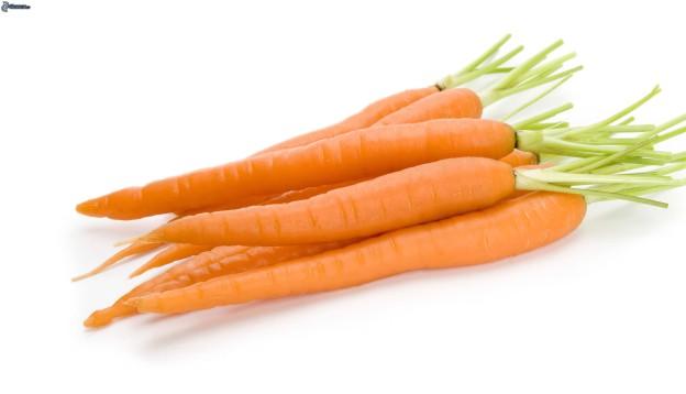 maschera carota