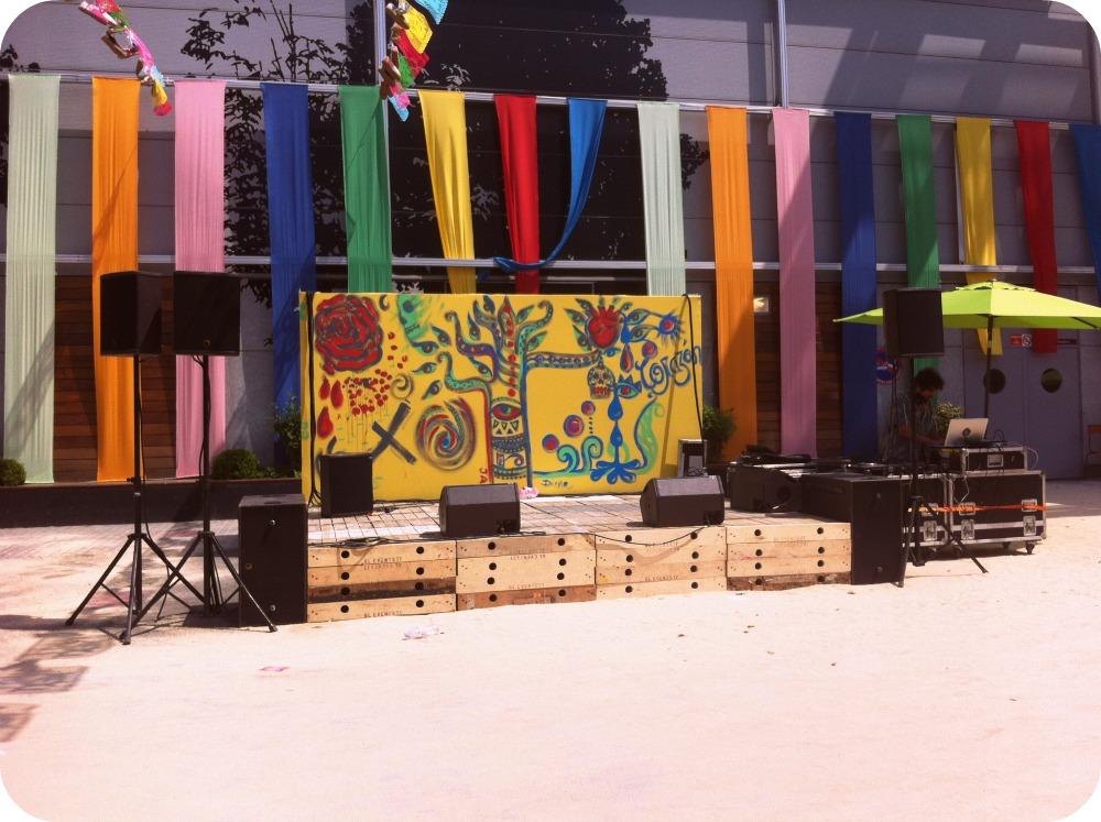 mexico palco