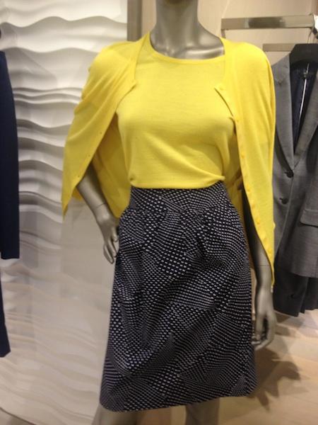 moda giallo