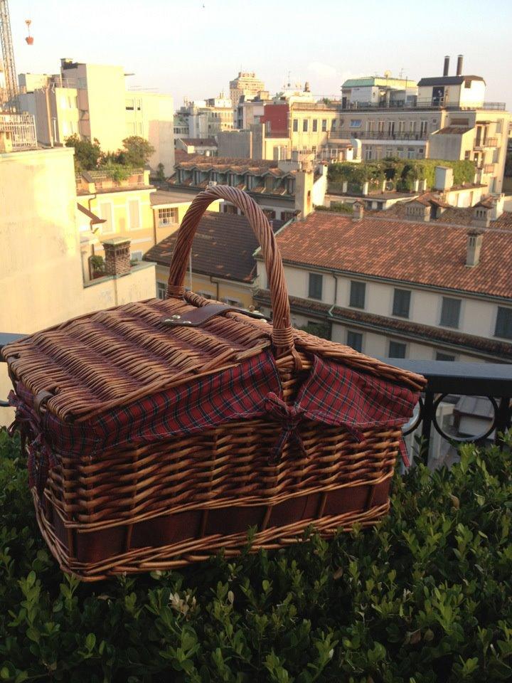 picnic sul tetto