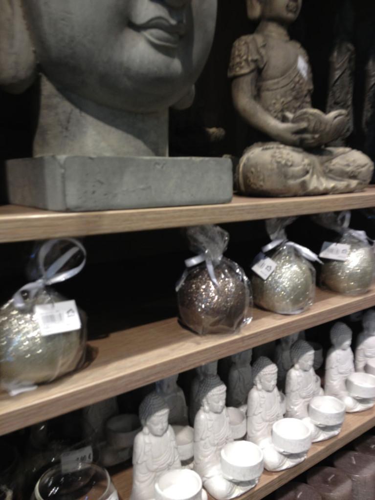 statue orientali
