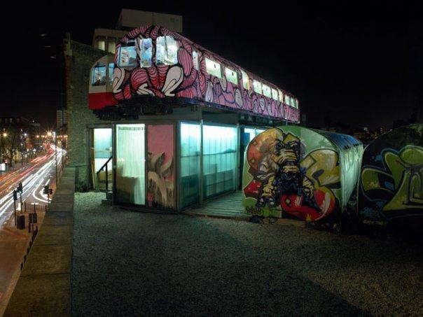 Village Underground Londra