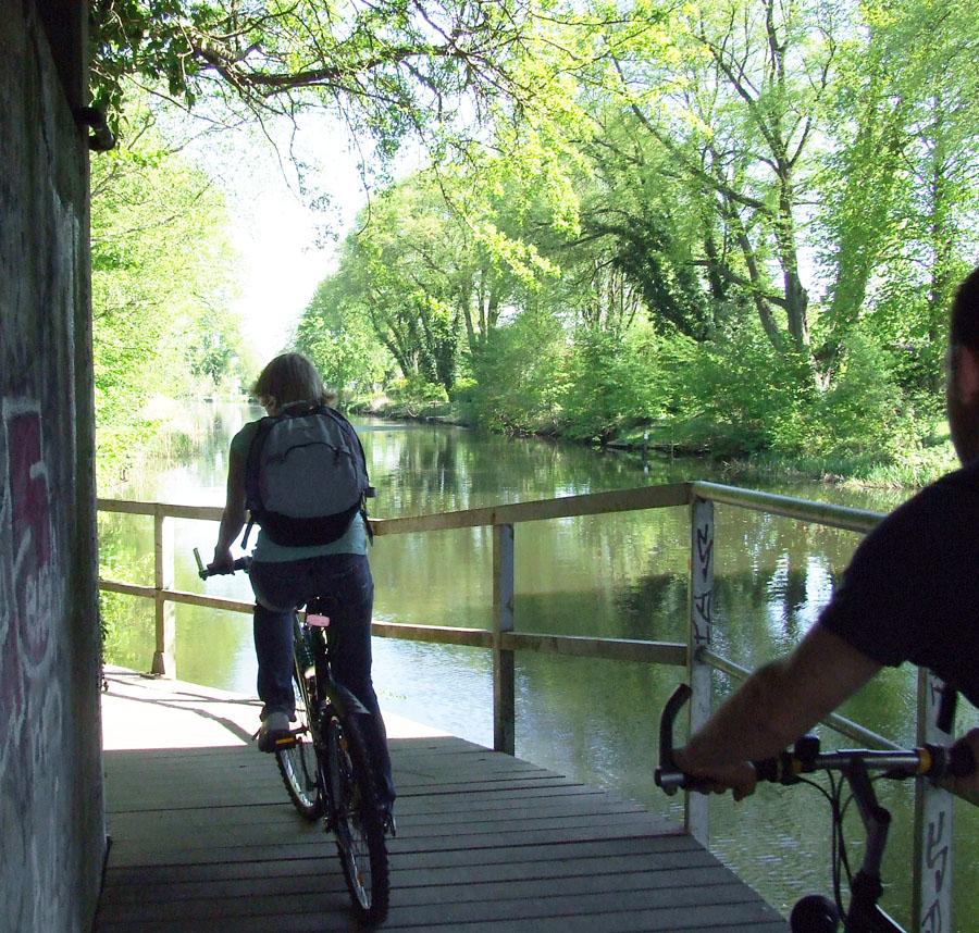 Brandeburgo _bici