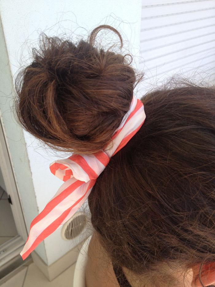 foulard cignon